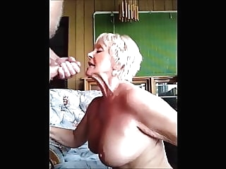 blowjob mature facial at YES PORN PLEASE