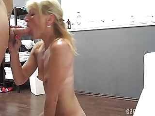 blonde blowjob hardcore at YES PORN PLEASE