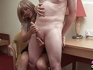 blonde celebrity handjob at YES PORN PLEASE