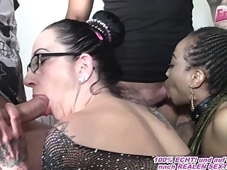 amateur german group sex at YES PORN PLEASE