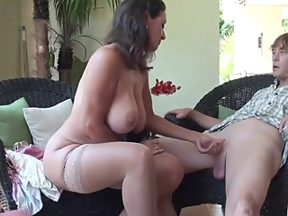 hairy handjob hd at YES PORN PLEASE