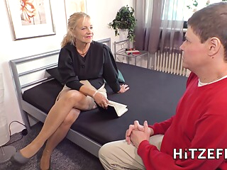 blonde cumshot german at YES PORN PLEASE