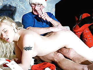 hardcore top rated xmas at YES PORN PLEASE